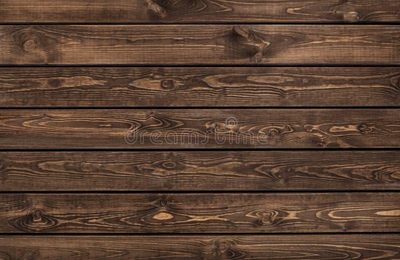 Textura de madera oscura Textura de madera del vintage fotografía de archivo libre de regalías