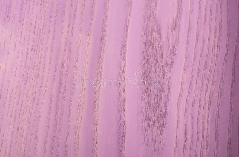 Textura de madera púrpura foto de archivo libre de regalías