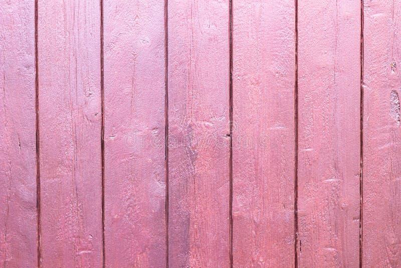 Textura de madera púrpura fotografía de archivo libre de regalías