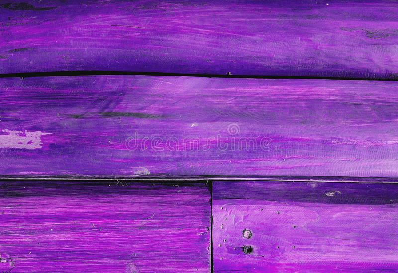 Textura de madera p?rpura imágenes de archivo libres de regalías