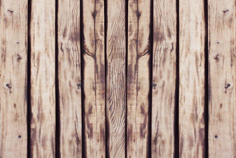 Textura de madera Superficie del piso Modelo del primer del viejo fondo de madera del extracto de la textura de los muebles de la fotos de archivo