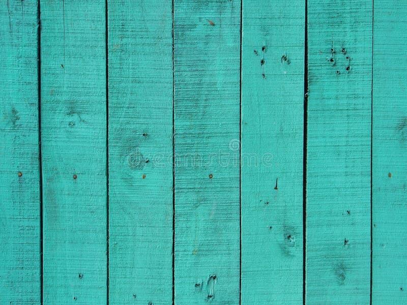 Textura De Madera Verde Del Fondo Del Tablero Del Vintage
