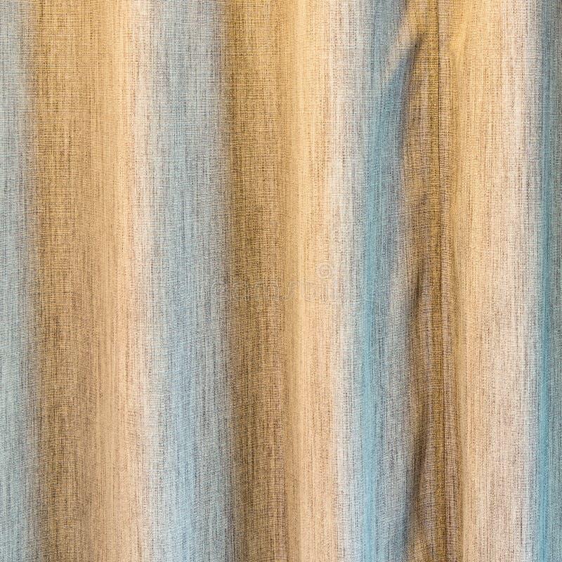 Textura de matéria têxtil da cortina fotos de stock royalty free