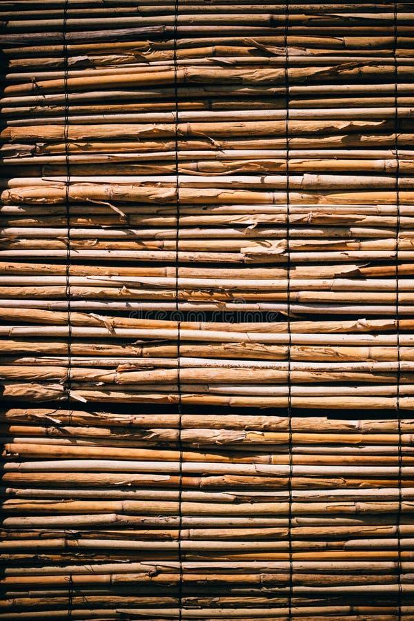 Textura de mimbre rústica imagen de archivo