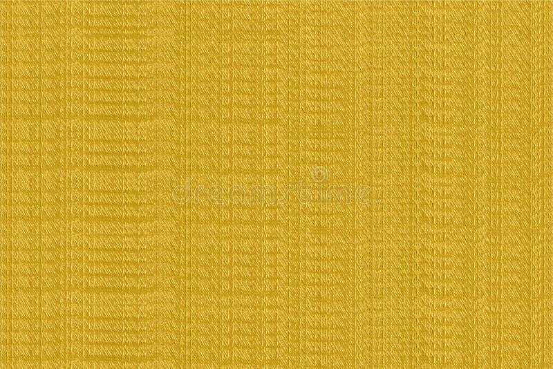 Textura de oro del fondo de la textura metálica de la pendiente del oro imagenes de archivo