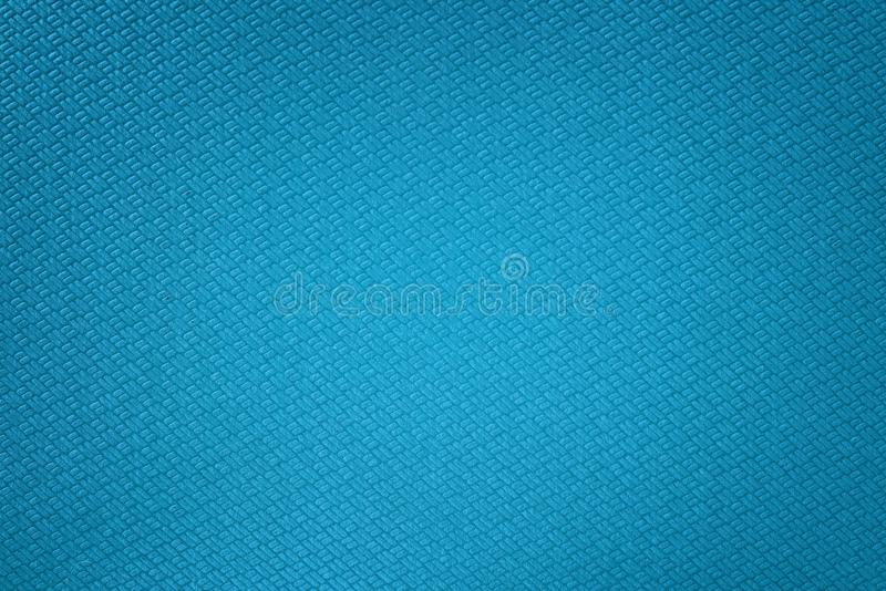 Textura de papel abstrata azul para o fundo Fim acima fotos de stock royalty free