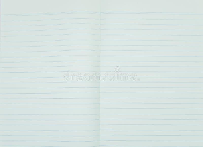 Textura de papel alineada grunge del vintage stock de ilustración