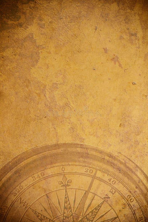 Textura de papel antiga imagem de stock