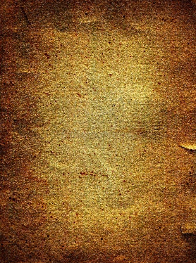 Textura de papel antiguo foto de archivo libre de regalías