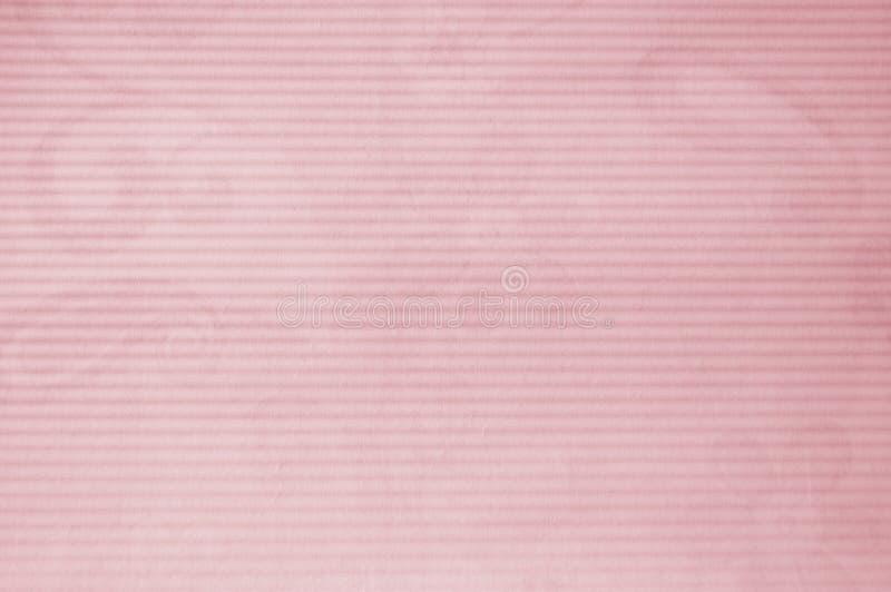 Textura de papel cor-de-rosa fotos de stock royalty free