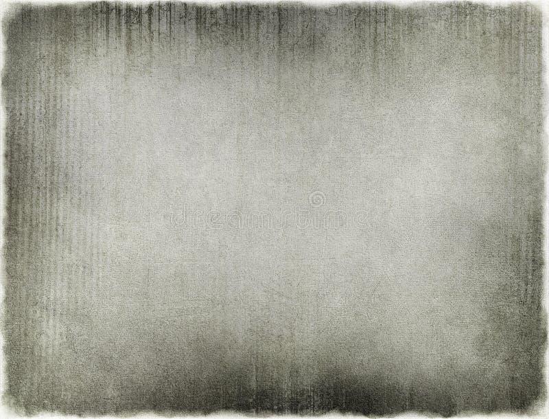 Textura de papel de Grunge ilustração stock