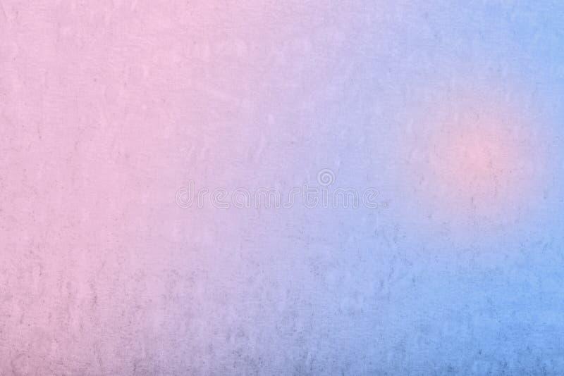 Textura de papel de Rose Quartz e da serenidade imagem de stock
