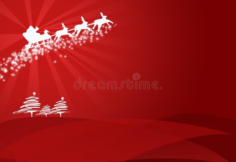 Textura de papel do Natal foto de stock