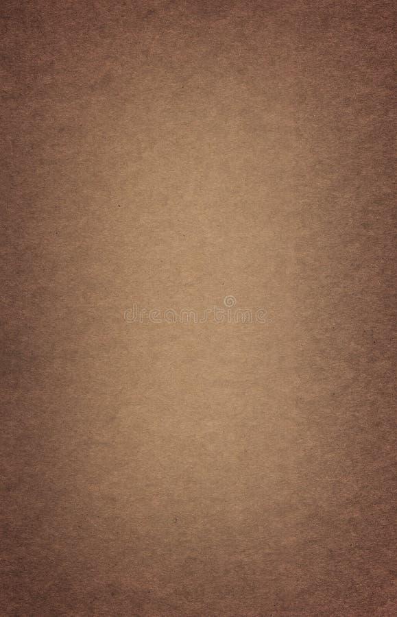Textura de papel do ofício imagem de stock