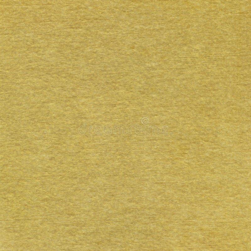 Textura de papel do ouro ilustração stock