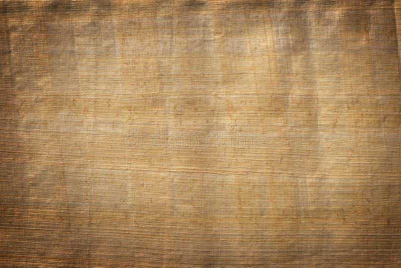 Textura de papel do papiro fotos de stock