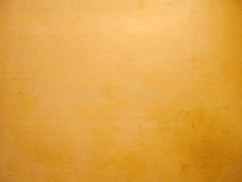 Textura de papel envejecida foto de archivo libre de regalías