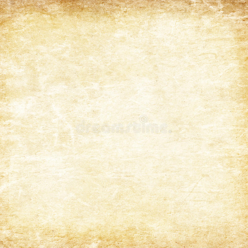 Textura De Papel Envelhecida Fotos de Stock Royalty Free