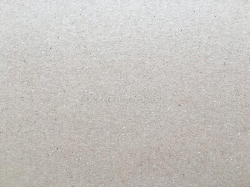 Textura de papel - fondo marrón de la hoja de Kraft Textured recicla la superficie de papel foto de archivo libre de regalías