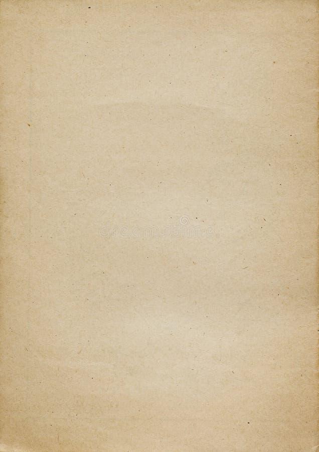 Textura de papel grande fotos de archivo