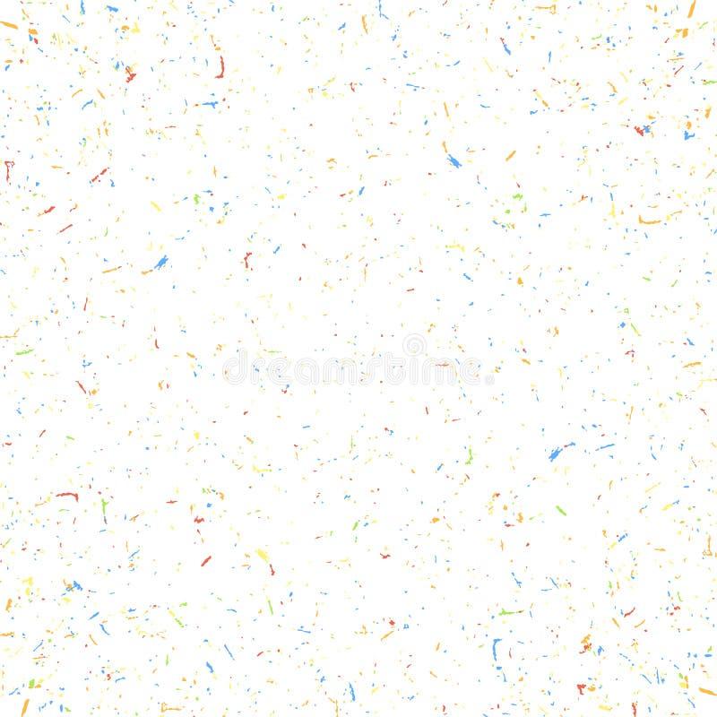 Textura de papel granulado ilustração royalty free