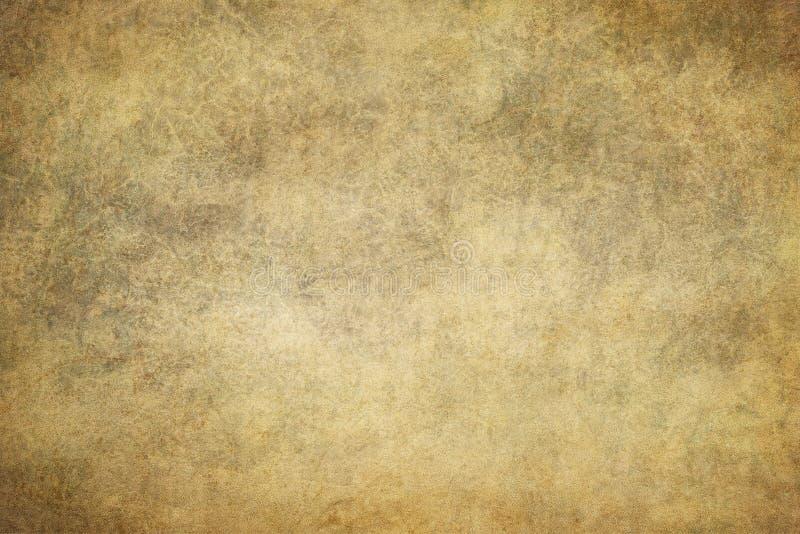 Textura de papel de la vendimia Fondo de alta resolución de Grunge fotografía de archivo libre de regalías