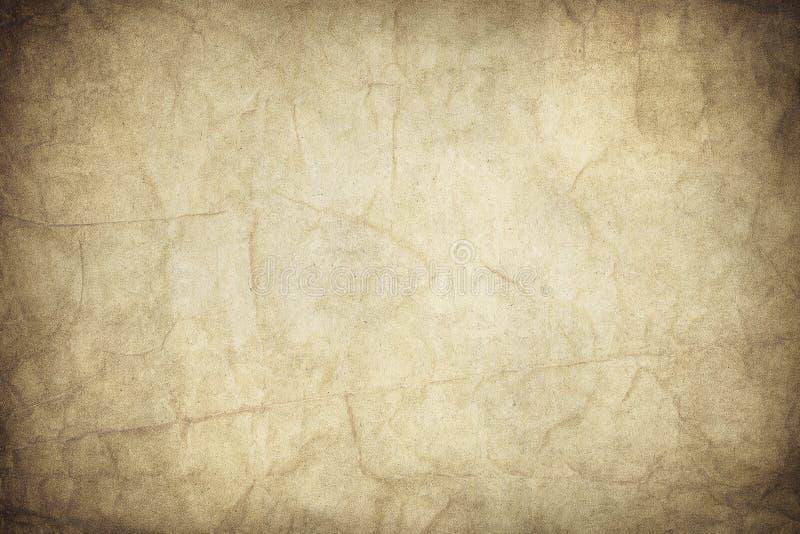 Textura de papel de la vendimia Fondo de alta resolución de Grunge libre illustration