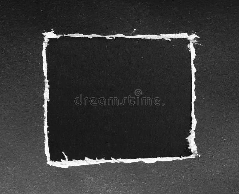 Textura de papel rasgada ilustración del vector