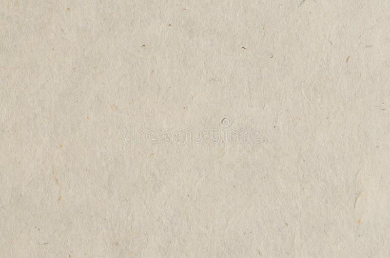 Textura de papel recicl fotografia de stock royalty free