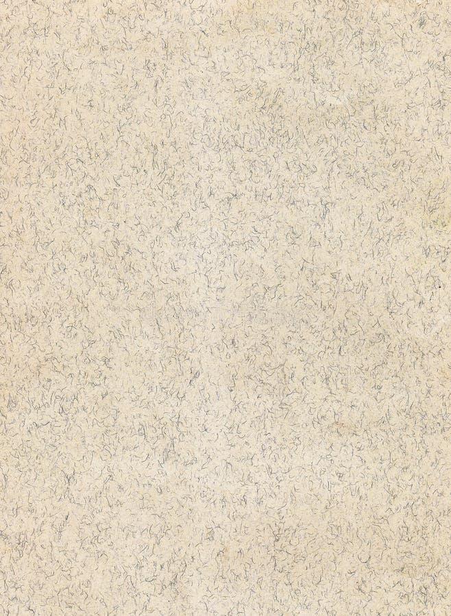 Textura de papel reciclada imagenes de archivo