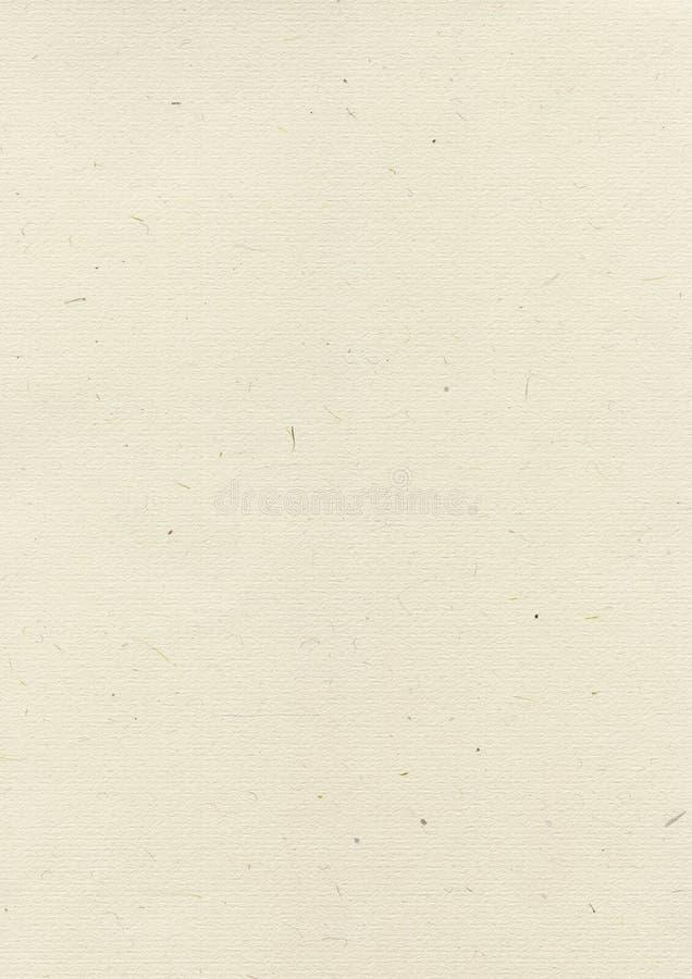 Textura de papel reciclada natural fotografia de stock royalty free