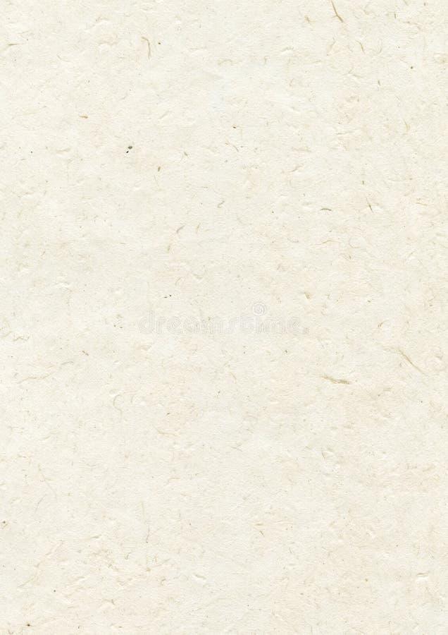 Textura de papel reciclada nepalês natural imagem de stock royalty free