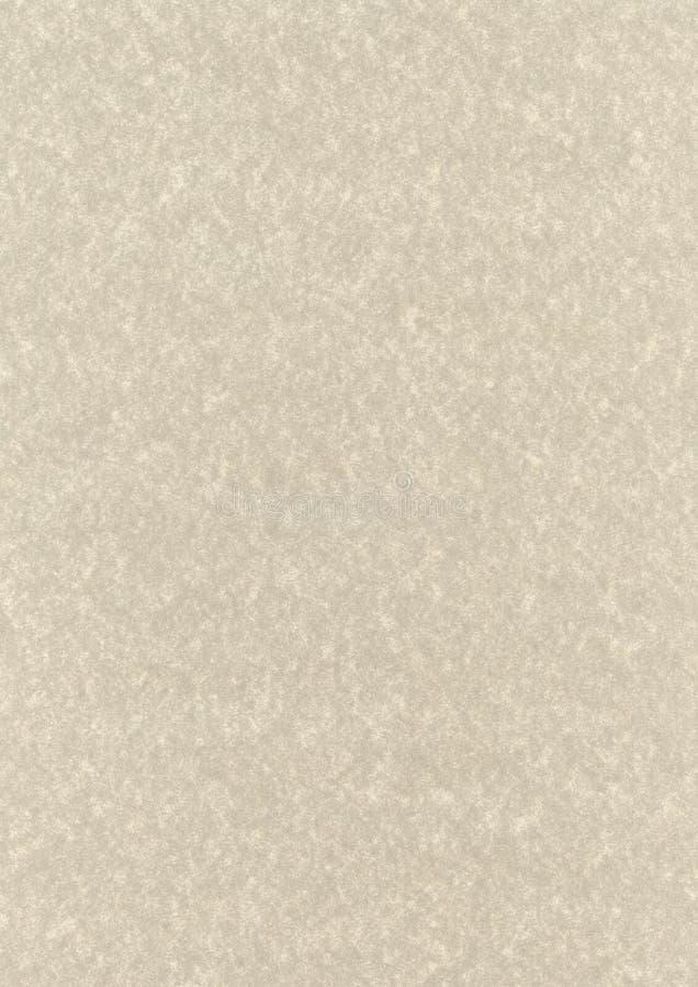 Textura de papel reciclada pergamino natural fotografía de archivo libre de regalías