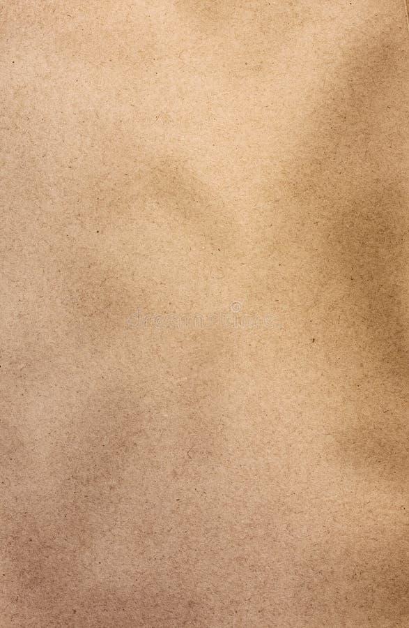 Textura de papel velha abstrata do fundo para a arte finala do projeto fotografia de stock
