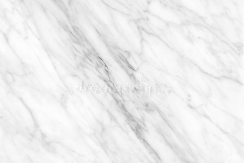 Textura de Pedra Branca de Marble imagem de stock