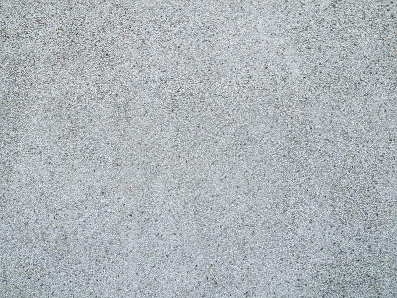 Textura de pedra concreta do fundo da parede dos seixos imagem de stock royalty free