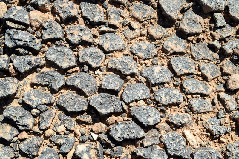 Textura de pedra do assoalho fotos de stock