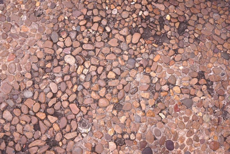 Textura de pedra do assoalho imagens de stock royalty free