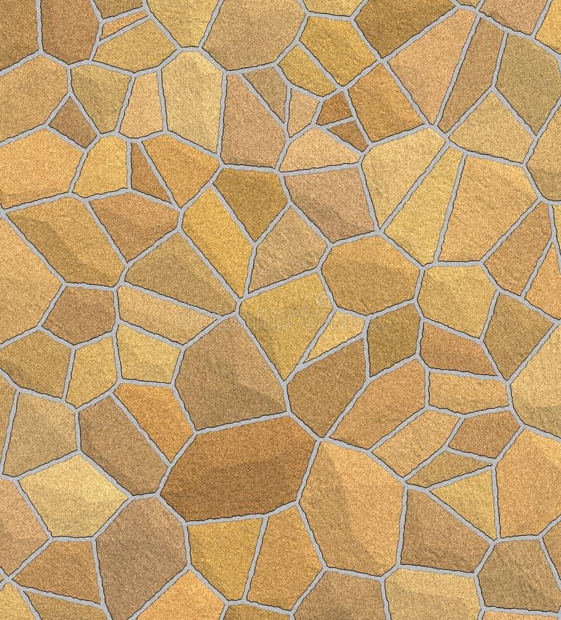 Textura de piedra stock de ilustración