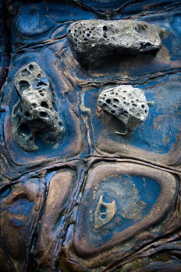 Textura de piedra abstracta imagen de archivo