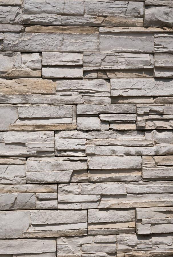 Textura de piedra blanca de la teja fotos de archivo libres de regalías