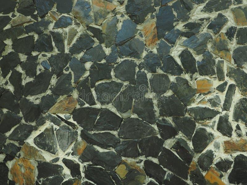 Textura de piedra del suelo foto de archivo