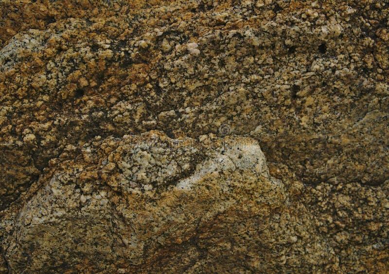 Textura de piedra en color marrón y gris imagen de archivo