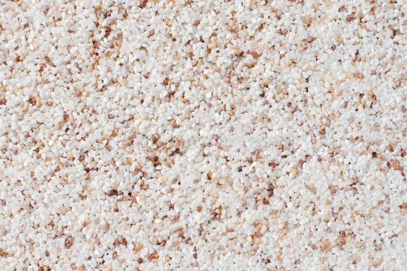 Textura de piedra machacada blanca foto de archivo
