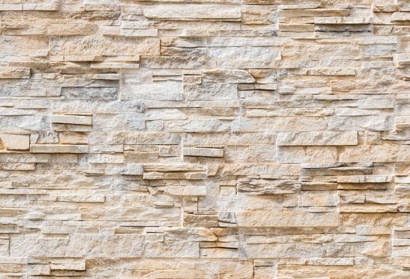 Textura de piedra moderna del fondo de la pared de las tejas foto de archivo libre de regalías