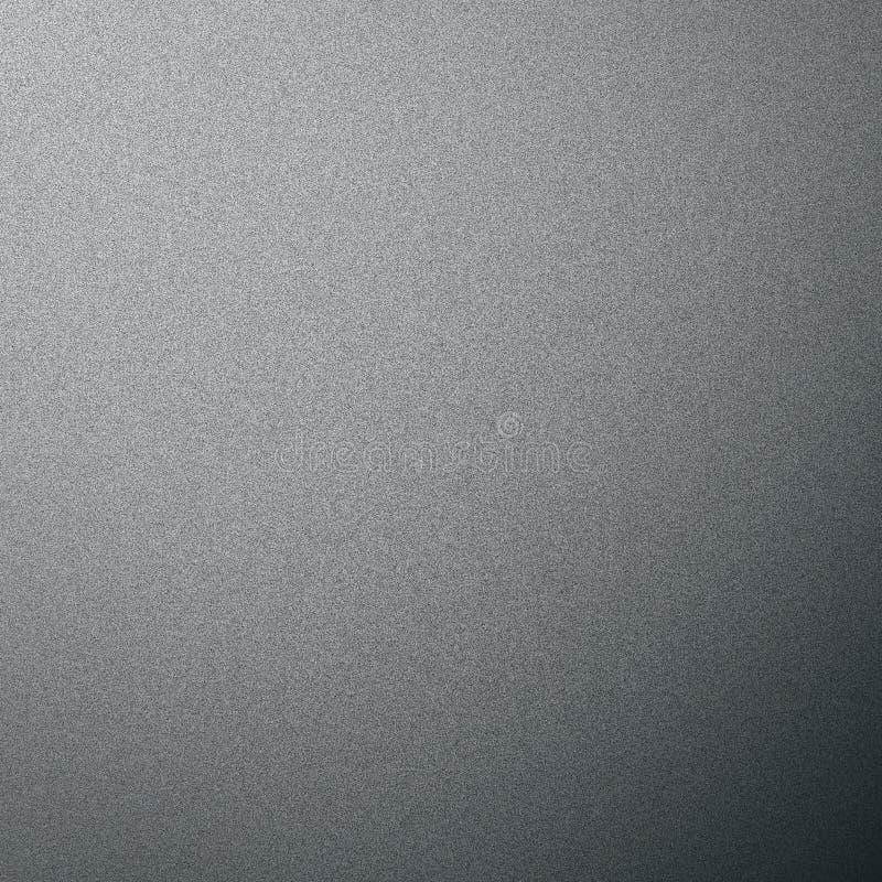 Textura de plata del metal, fondo gris liso fotografía de archivo libre de regalías