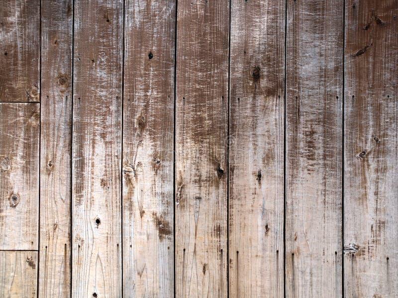 Textura de pranchas de madeira antigas fotografia de stock royalty free