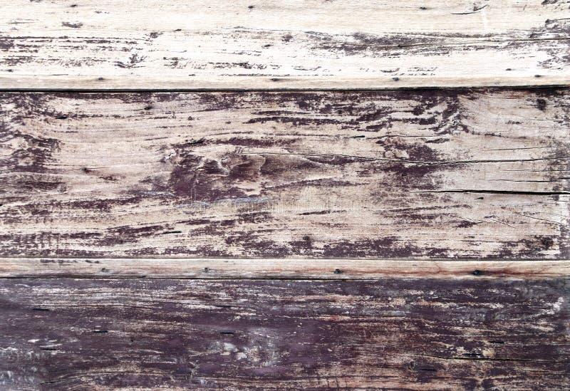 Textura de pranchas de madeira antigas foto de stock