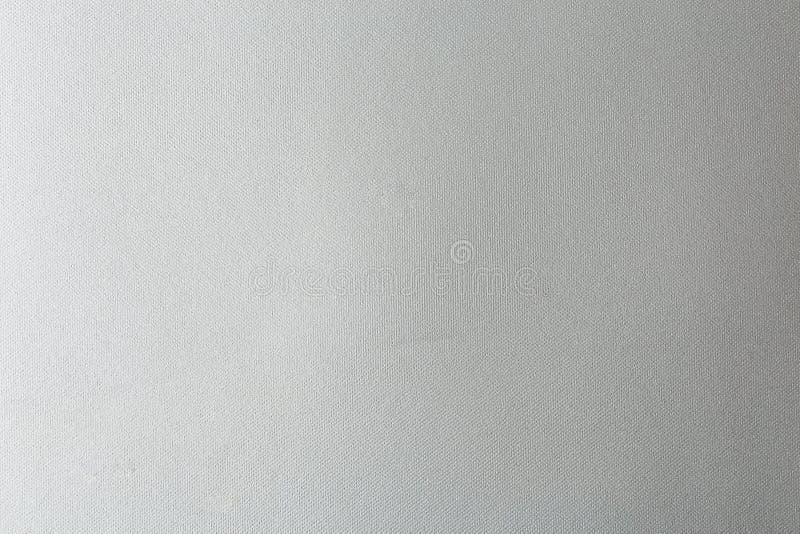 Textura de prata da tela, superfície metálica cinzenta para o fundo foto de stock royalty free