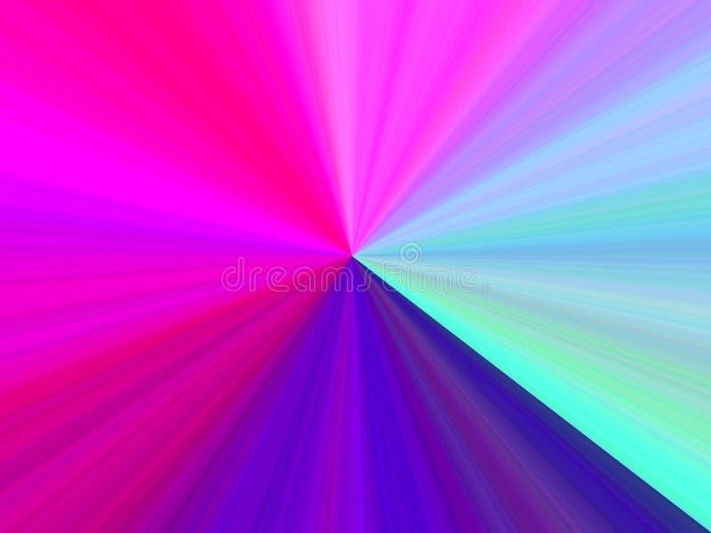 Textura De Seda Colorida Fotografia de Stock Royalty Free